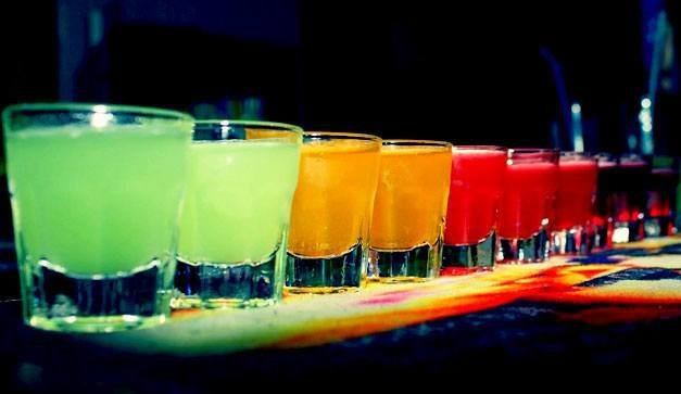 21st Birthday Party Ideas - Traditions or Dares You Can Perform 21 Shots