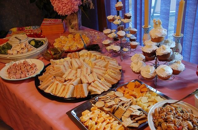Food Ideas For 21st Birthday Parties