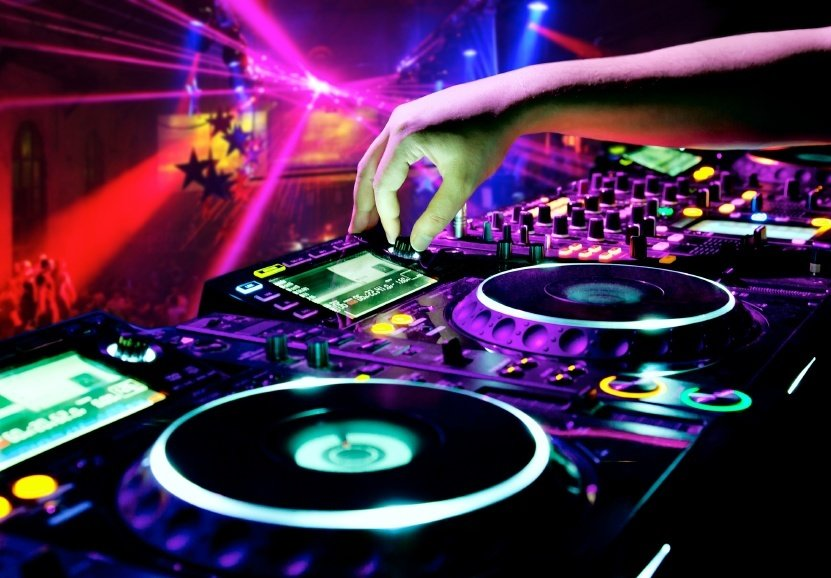 21st Birthday Party Ideas for Him dj