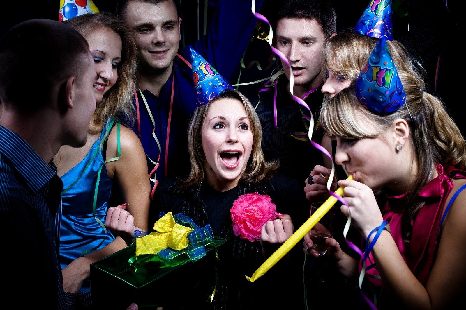More 21st birthday party ideas for her